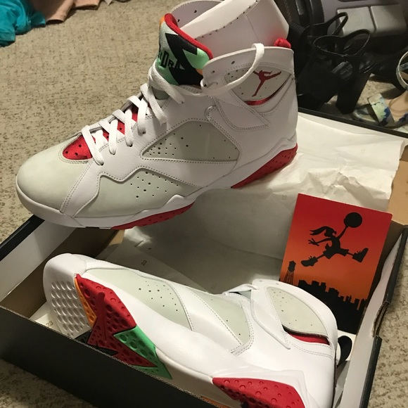 39819efae76 Jordan Shoes | Air 7 Retro Space Jam Edition Hare | Poshmark